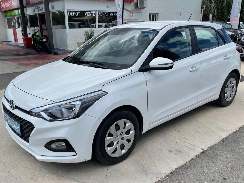Hyundai I20 1.2i 75CH INITIA REVISE