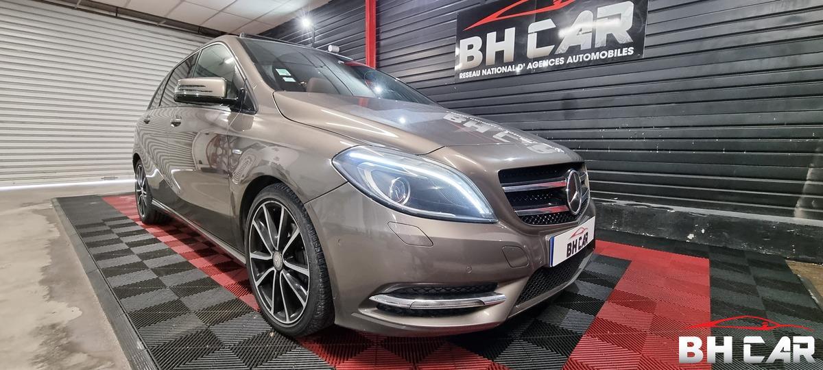 Mercedes Classe B 200 FASCINATION TOIT OUVRANT GAR