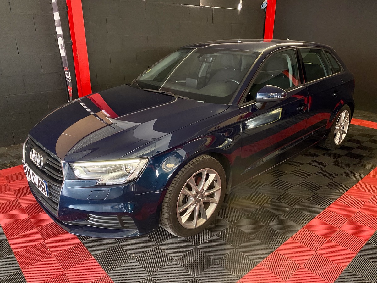 Audi A3 sportback 2.0 tdi - 150 - bva s-tronic 7