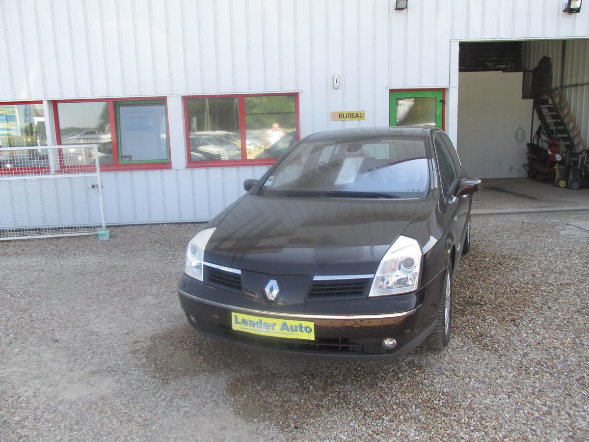 Renault Vel Satis 2.2   DIESEL  BOITE AUTO  150 CH