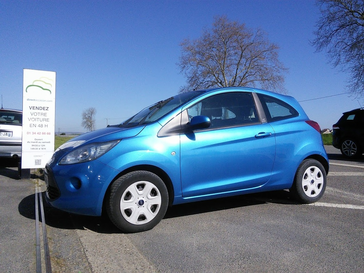 Ford Ka 1.2  69CV TREND PLUS 40380km