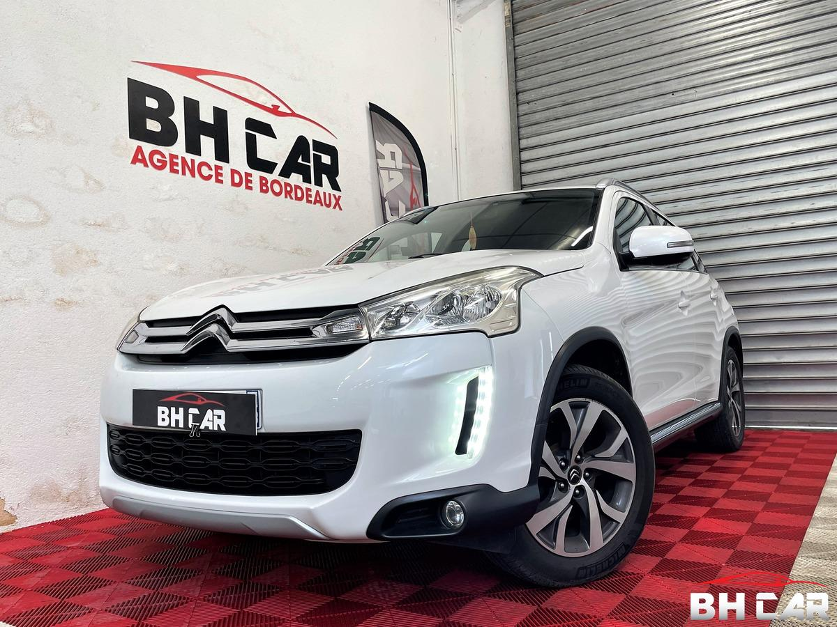 Citroen C4 Aircross 1.6 HDI 115 CH COLLECTION