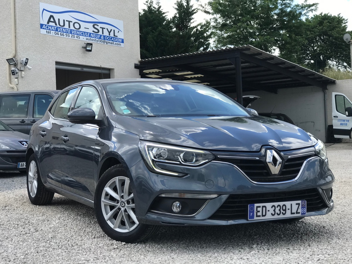 Renault Megane 1.6 energy dCi 130 ch BUSINESS