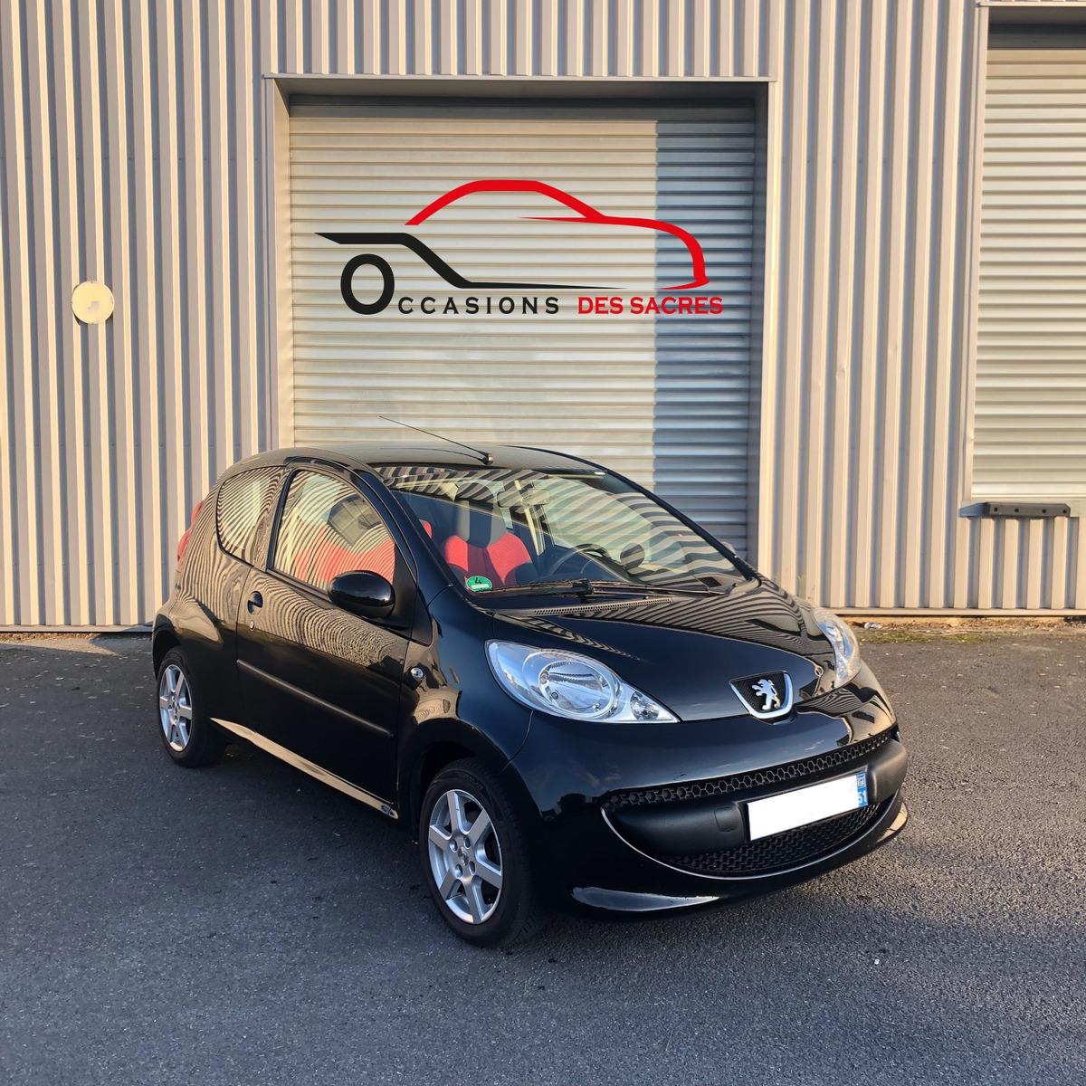 Peugeot 107 rien a prévoir, garantie et révisé
