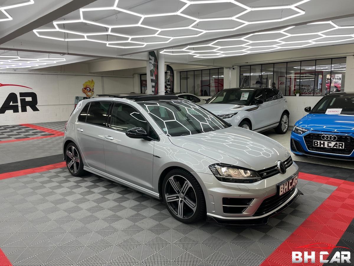 Volkswagen Golf 7 R 2.0 TSI 300 CV MILTEK