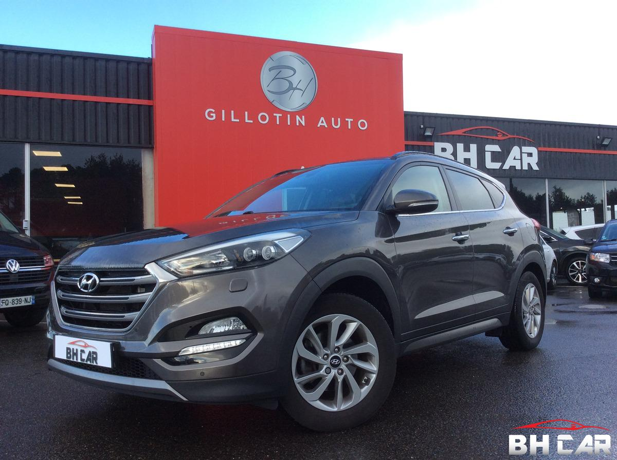 Hyundai Tucson 1.7 CRDI 115 CV EXECUTIVE