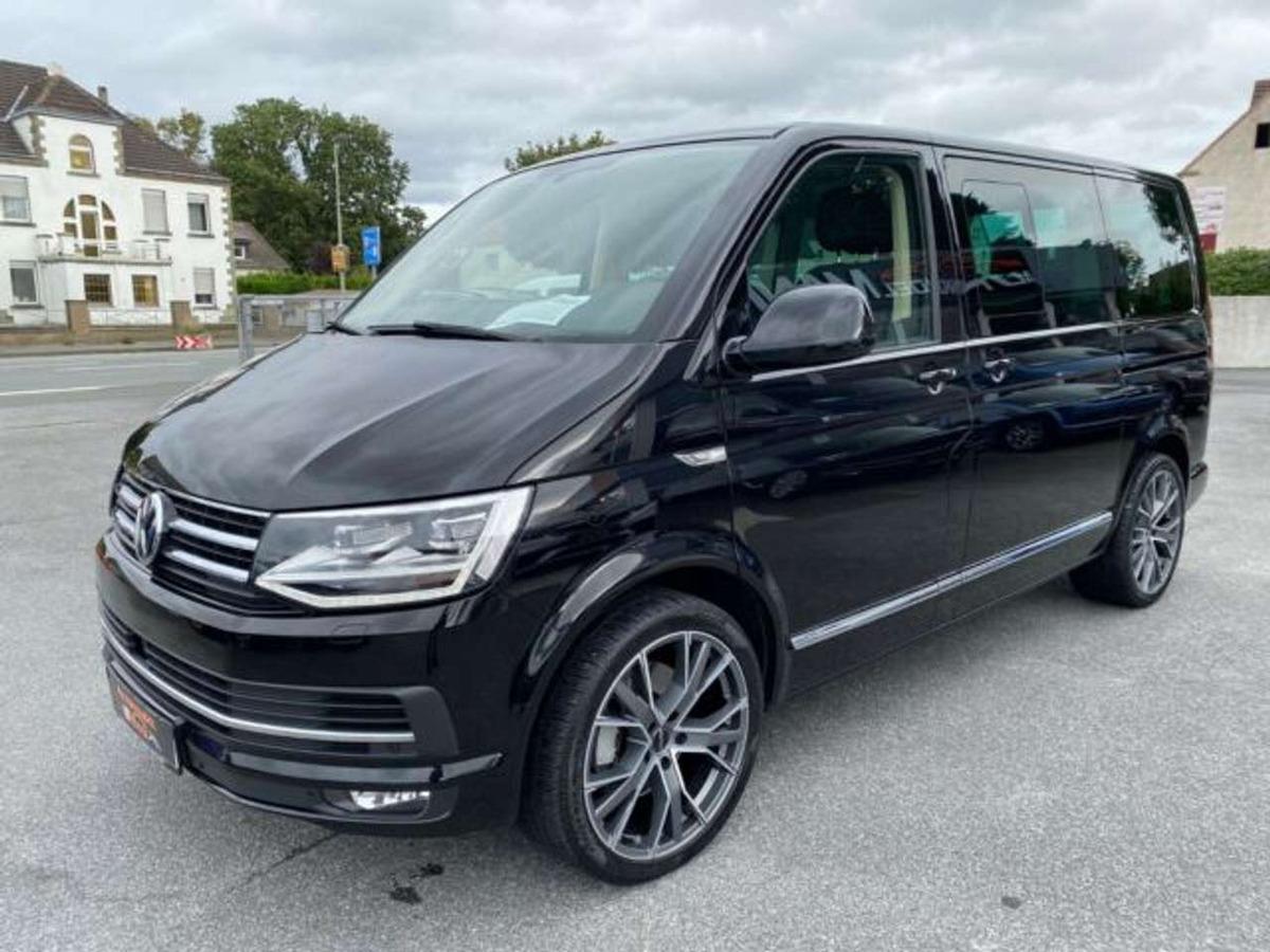 Volkswagen Multivan T6 HIGHLINE TDI 204 7P 70000KM
