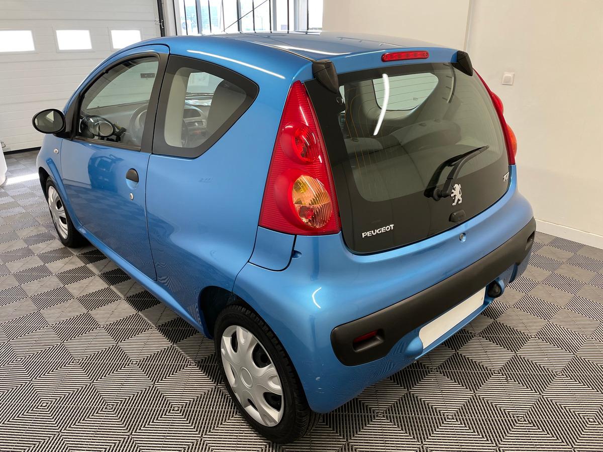 Peugeot 107 1.0 12v 68 Cv Urban bvm