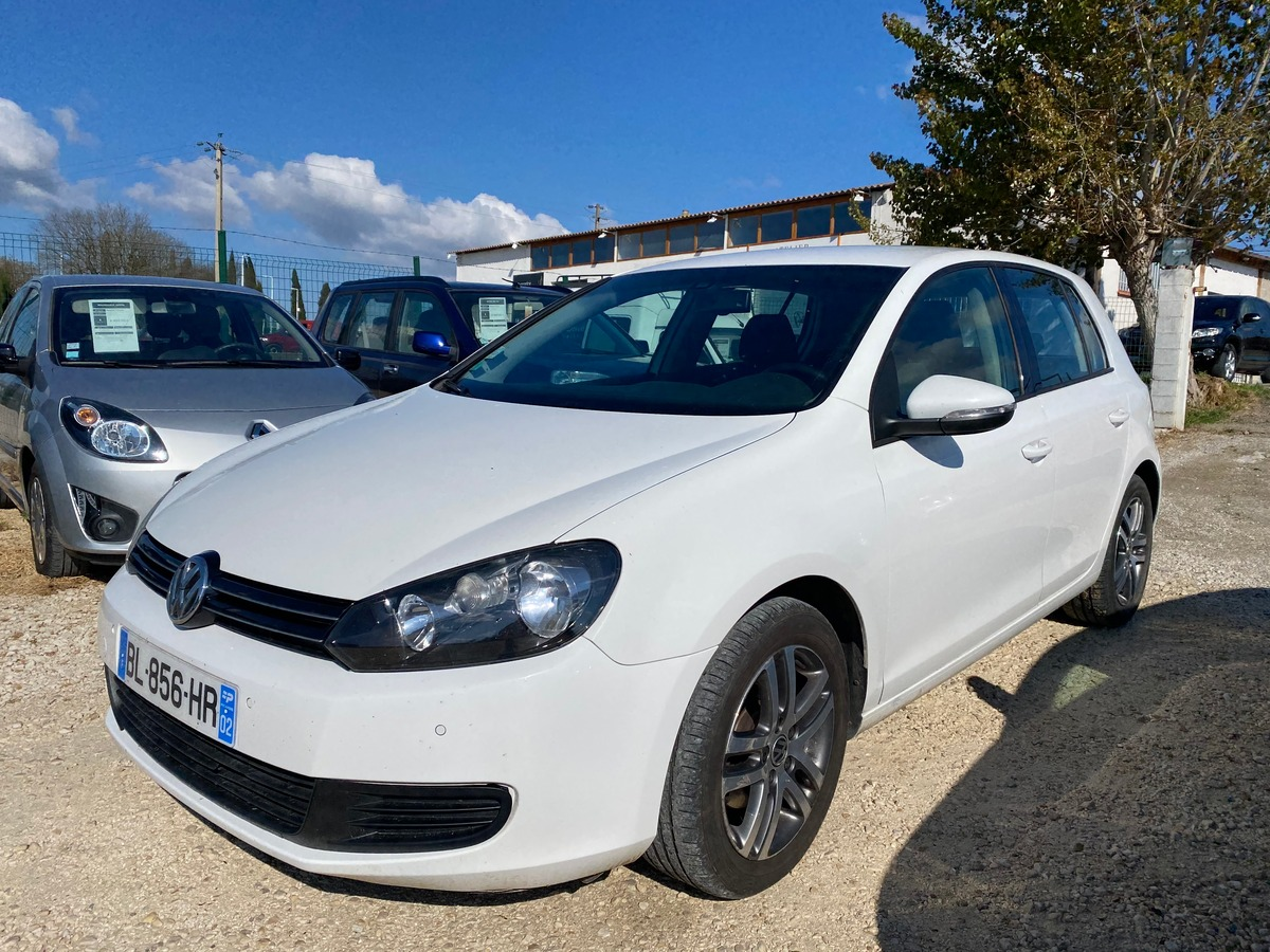 Volkswagen Golf 1.6 tdi bluemotion - 105 ch