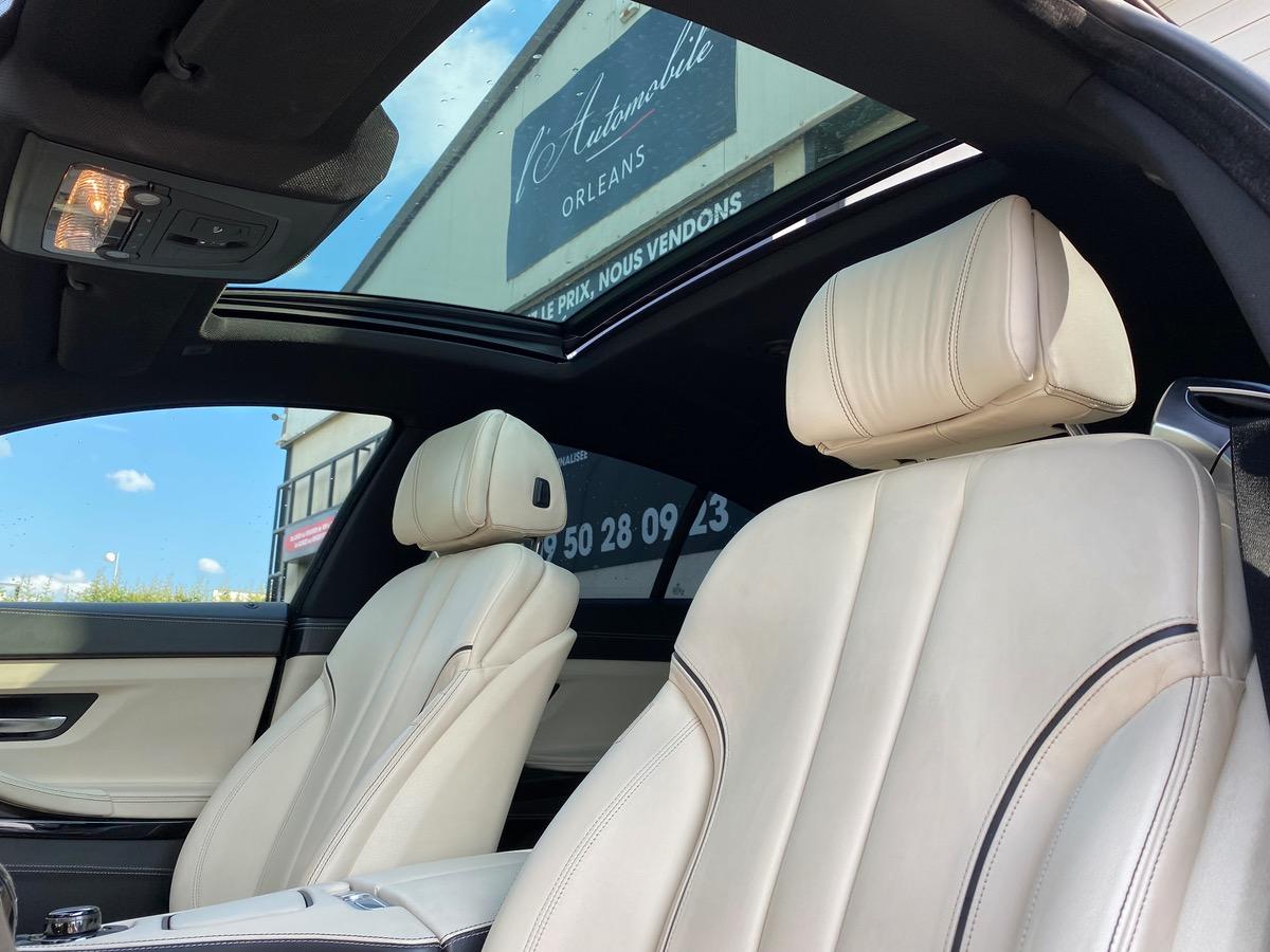 Bmw Serie 6 Gran coupé 640i 320cv M sport full b