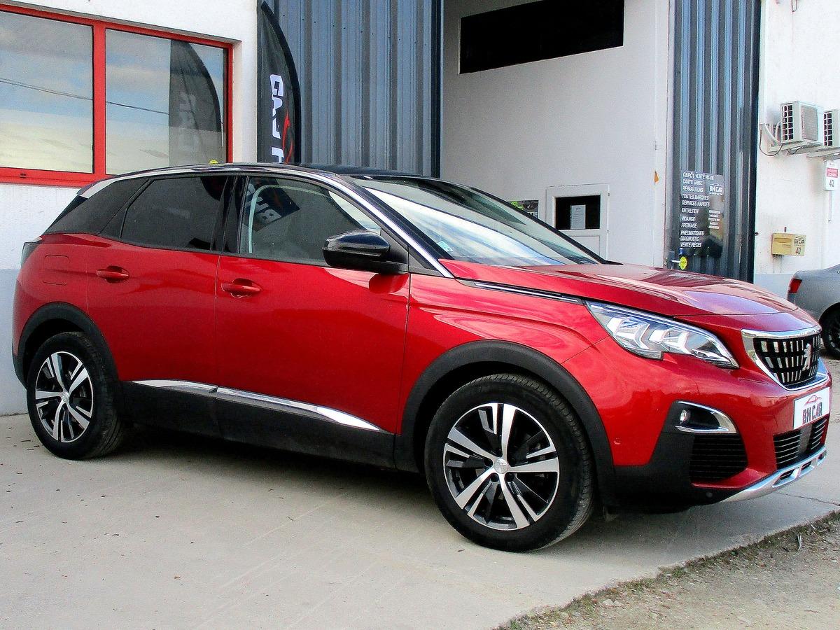 Peugeot 3008 2.0L EHDI ALLURE BUSINESS 180CV EAT8