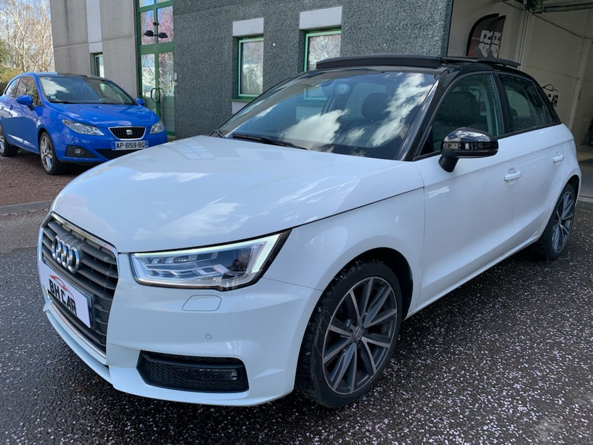 Audi A1 1.0l TFSI 95 Ambition luxe