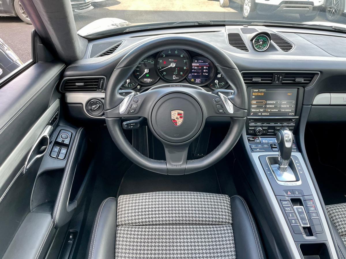 Porsche 911 991 50TH ANNIVERSARY EDITION