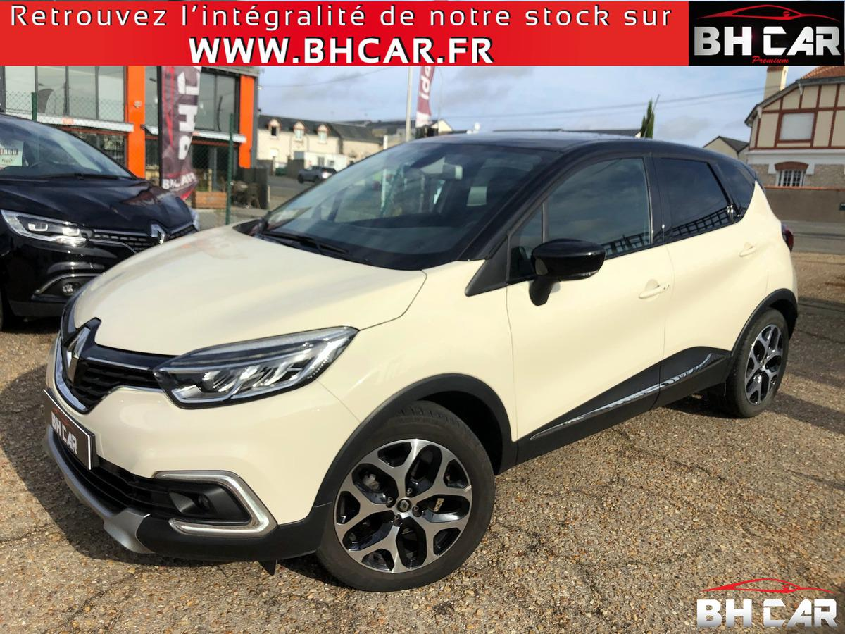 Renault Captur (2) 1.5 DCI 110 ENERGY INTENS