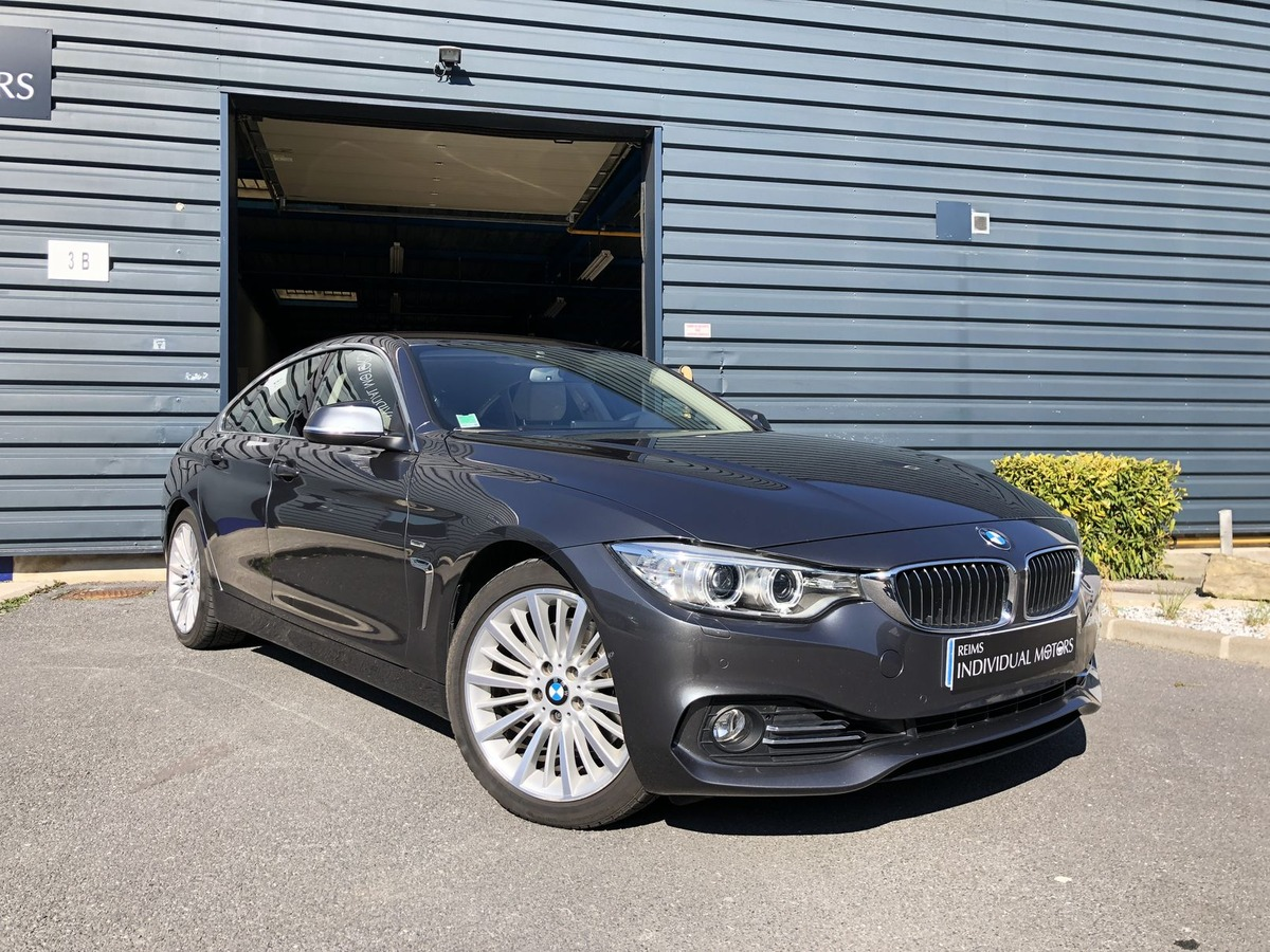 Bmw Serie 4 430d Gran Coupe Luxury 258ch / 1e main