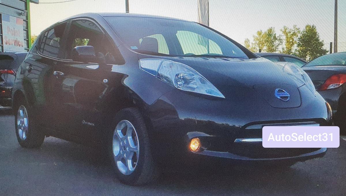 Nissan Leaf 110 20220Km GPS CAMERA 11/2015