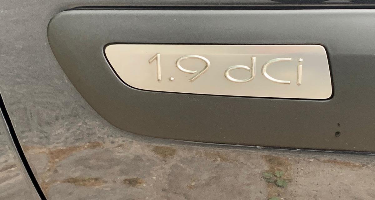 Renault Espace IV 1.9 DCI 7 PL AUTHENTIQUE 88152km