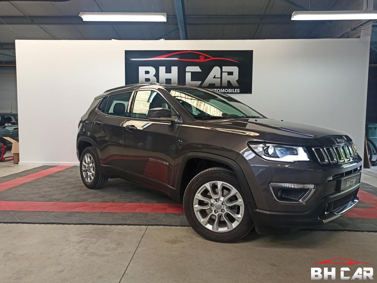 Jeep Compass 1.3 GSE 150 ch limited BVR6