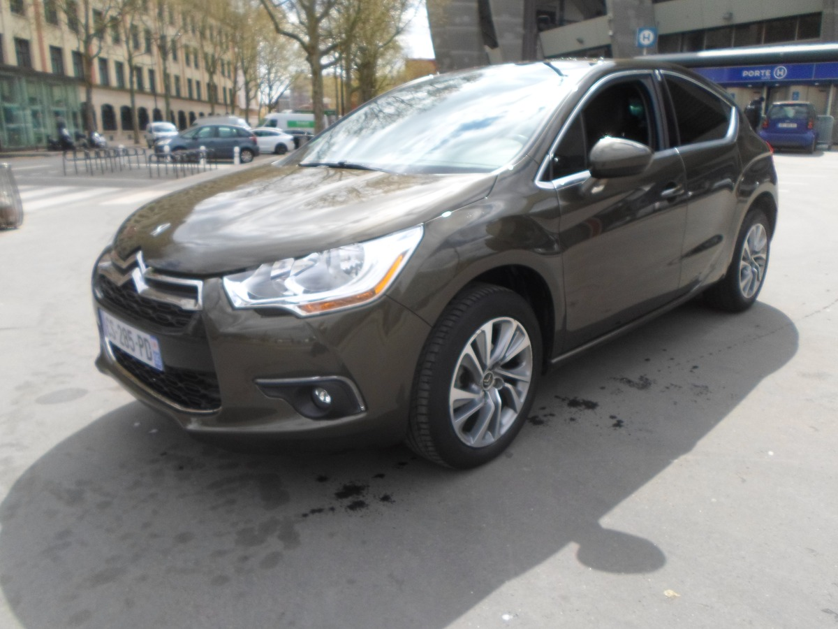 Citroen Ds4 1.6 hdi airdream so chic