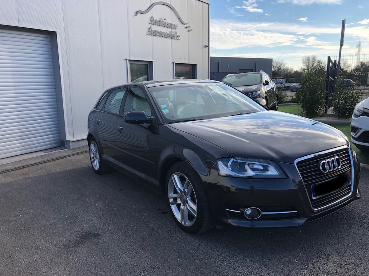 Audi A3 SPORTBACK 2.0 TDI AMBITION LUXE 170 cv
