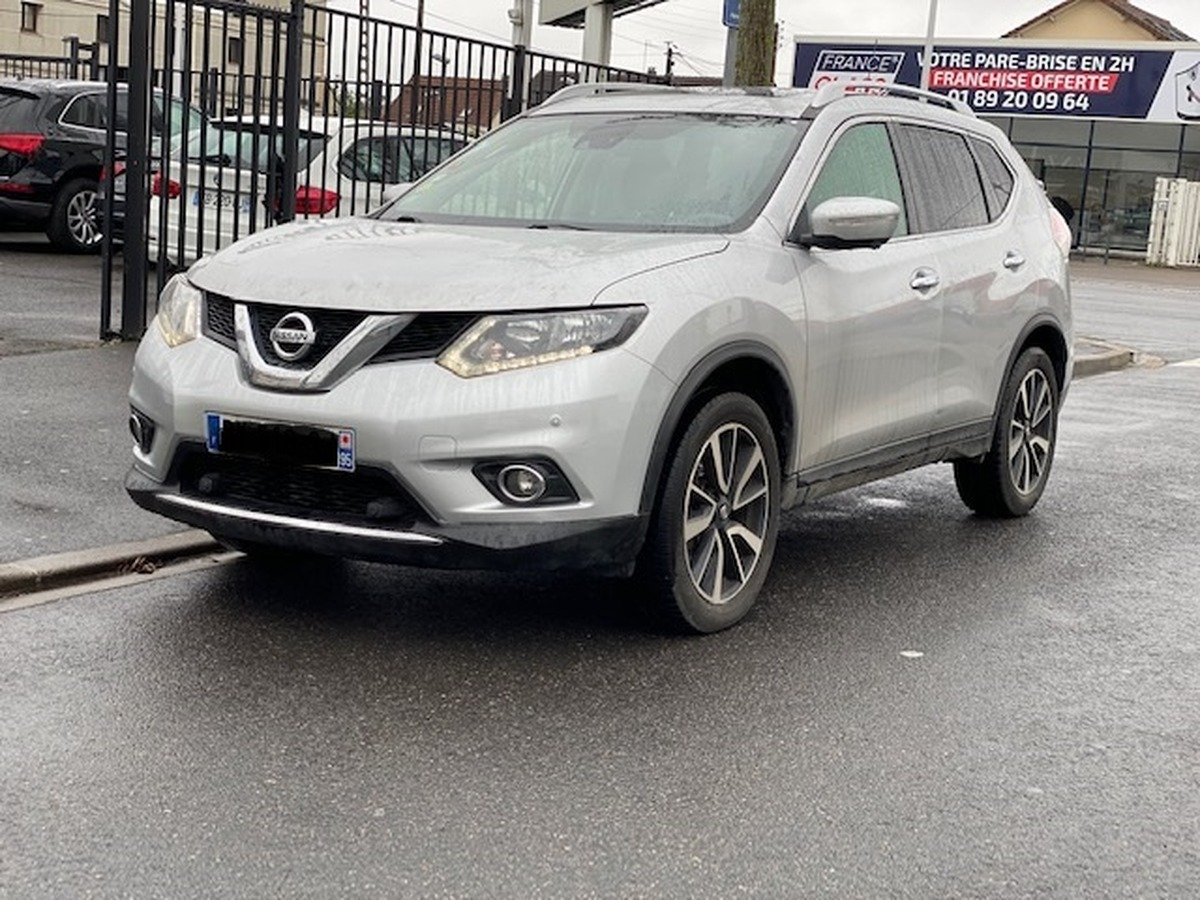Nissan X-trail 1.6 DCI 130ch CONNECT EDITION 7PL