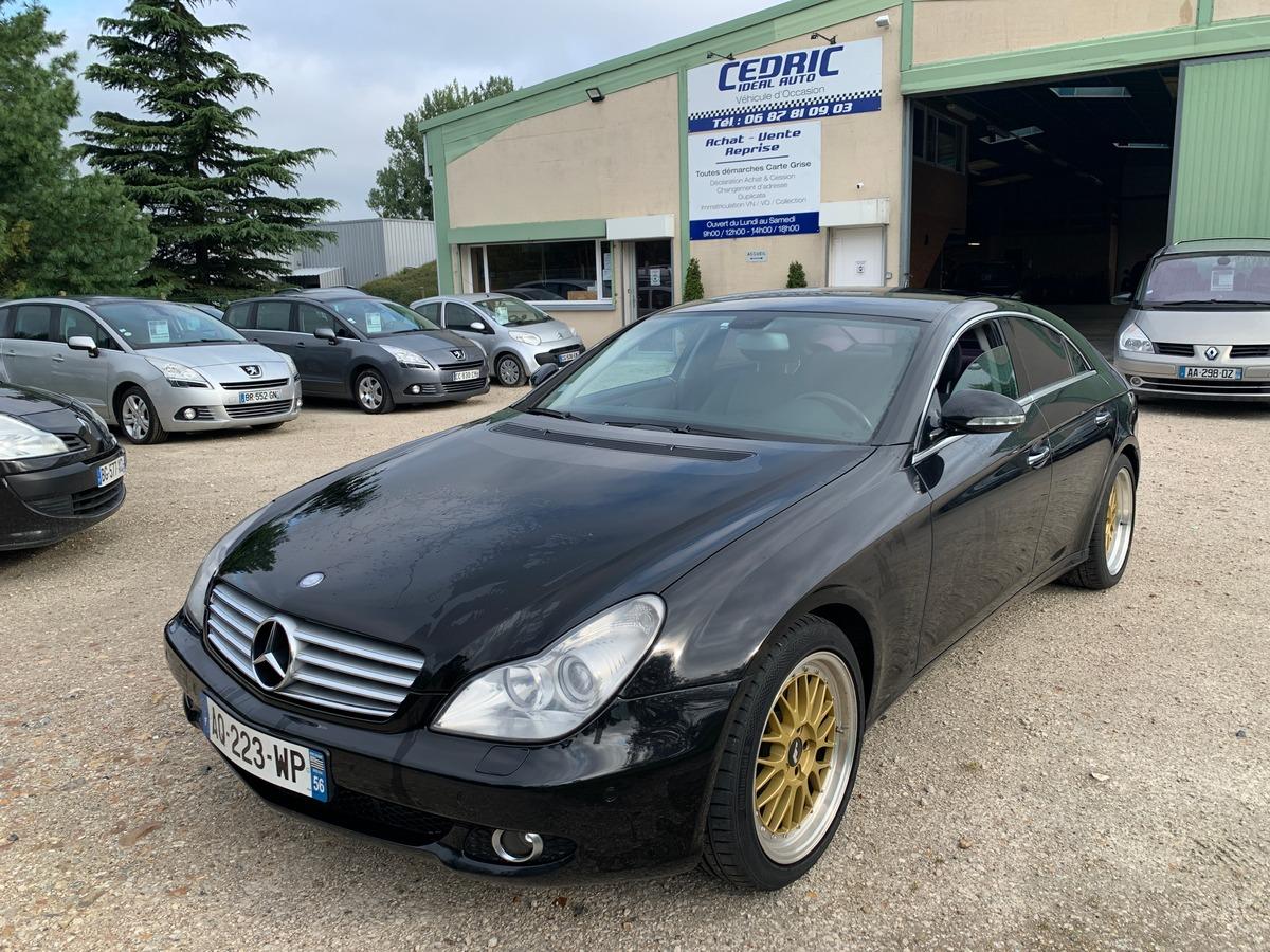 Mercedes Classe Cls 320 CDI BVA (5)