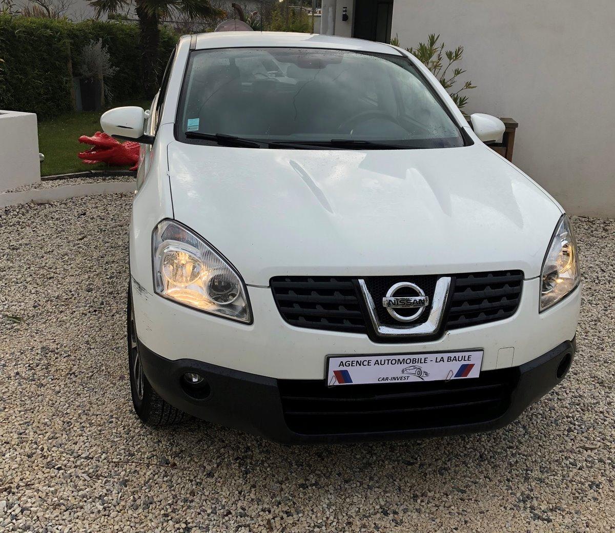 Nissan Qashqai+2 ACENTA