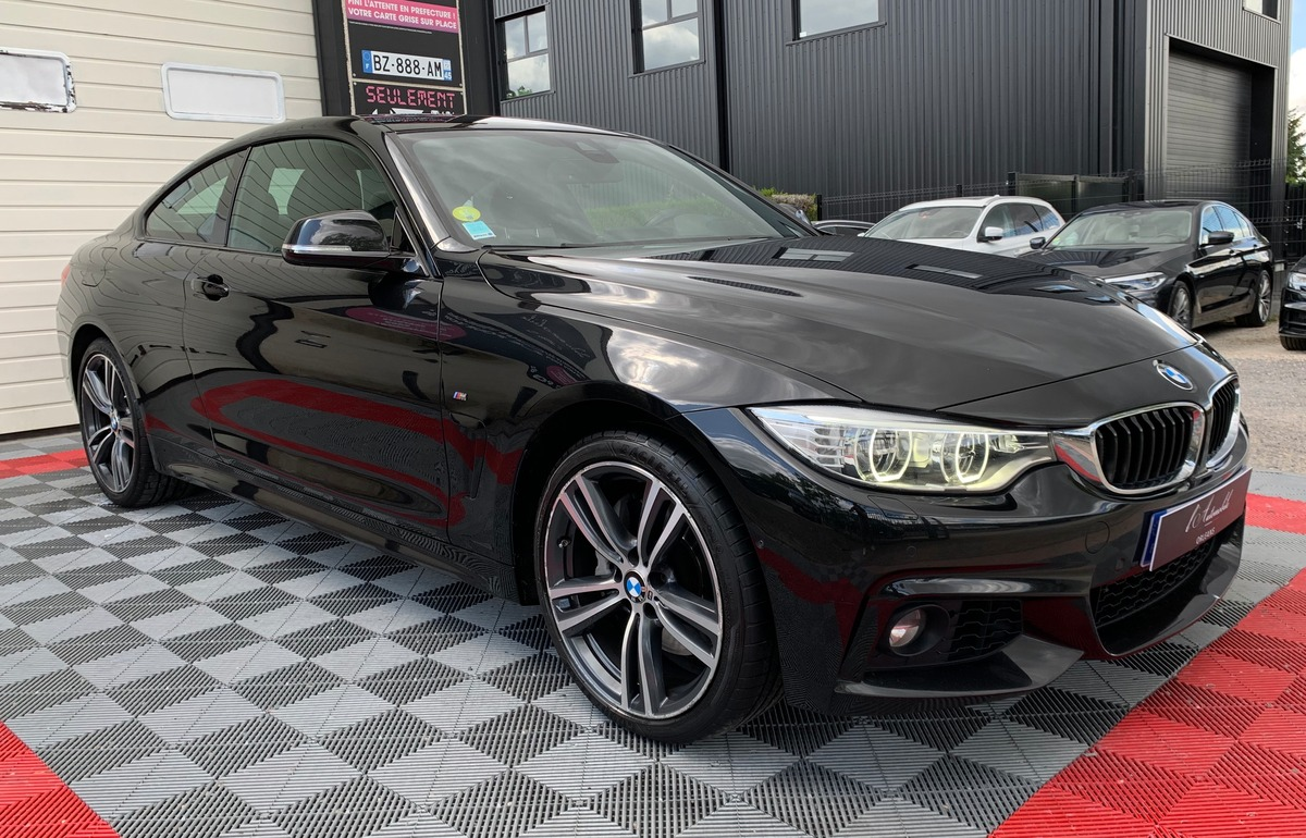 Bmw Serie 4 435D XDRIVE COUPE M SPORT 313 FULL d