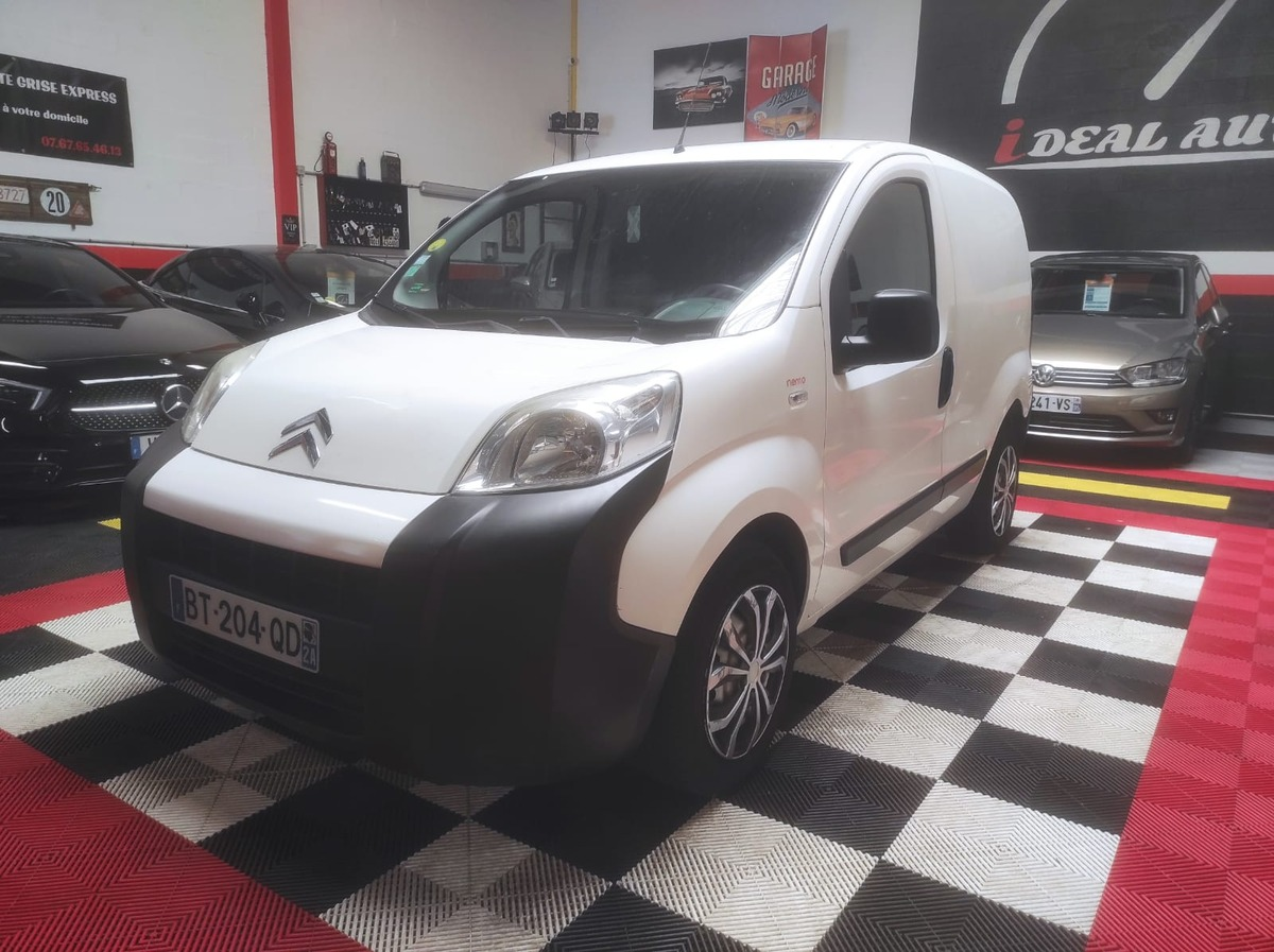 Citroen Nemo 1.3 HDi 75cv VU Business