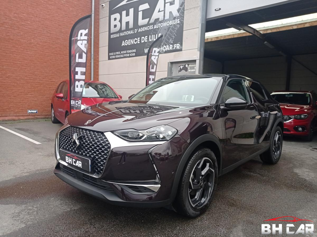 Ds ds3 Crossback 100ch Grand Chic