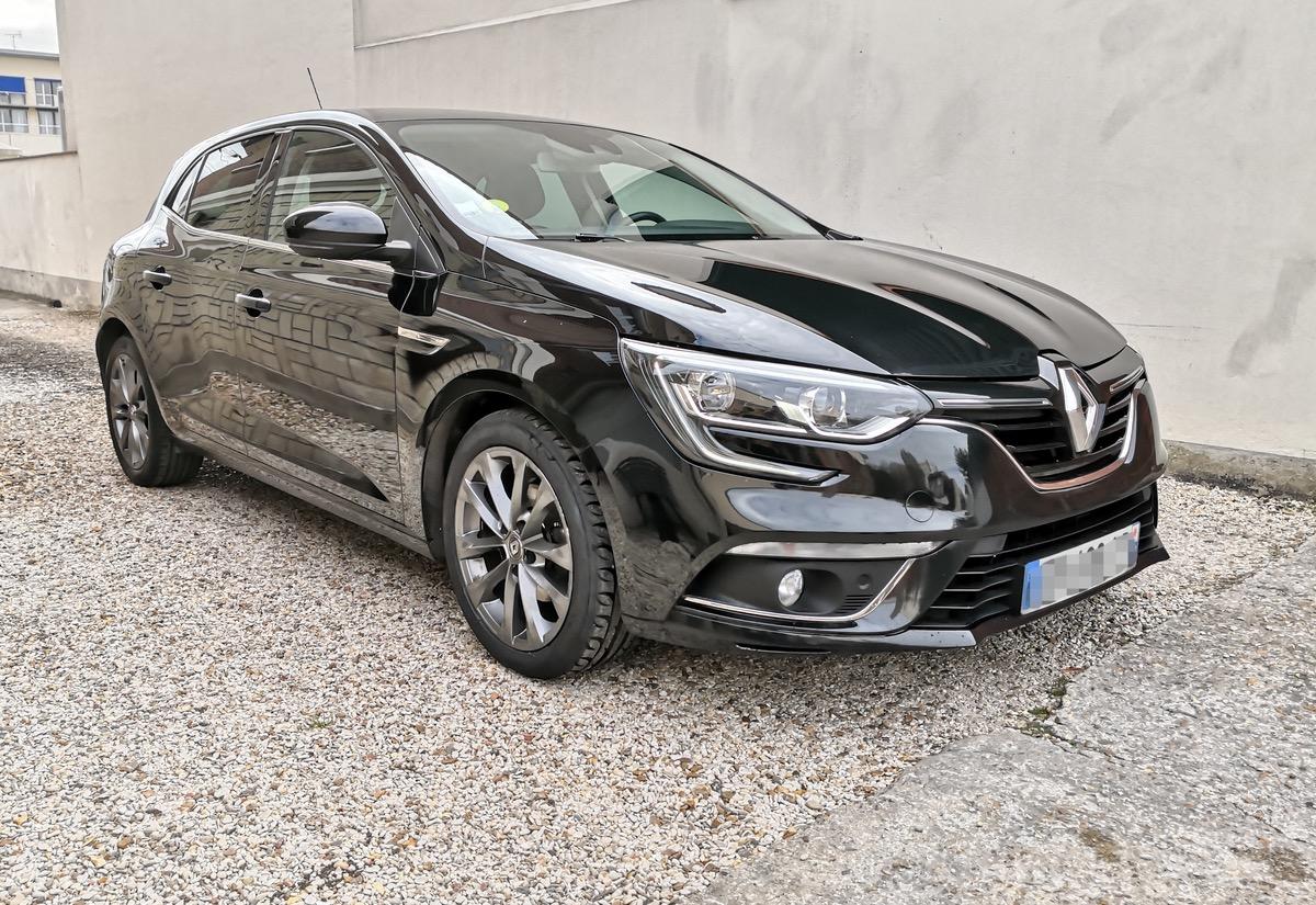Renault Megane dci 110 Limited Business EDC