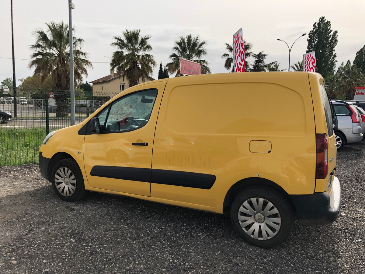 Citroen Berlingo 1.6E-HDI 75 FAP COURT CONFORT