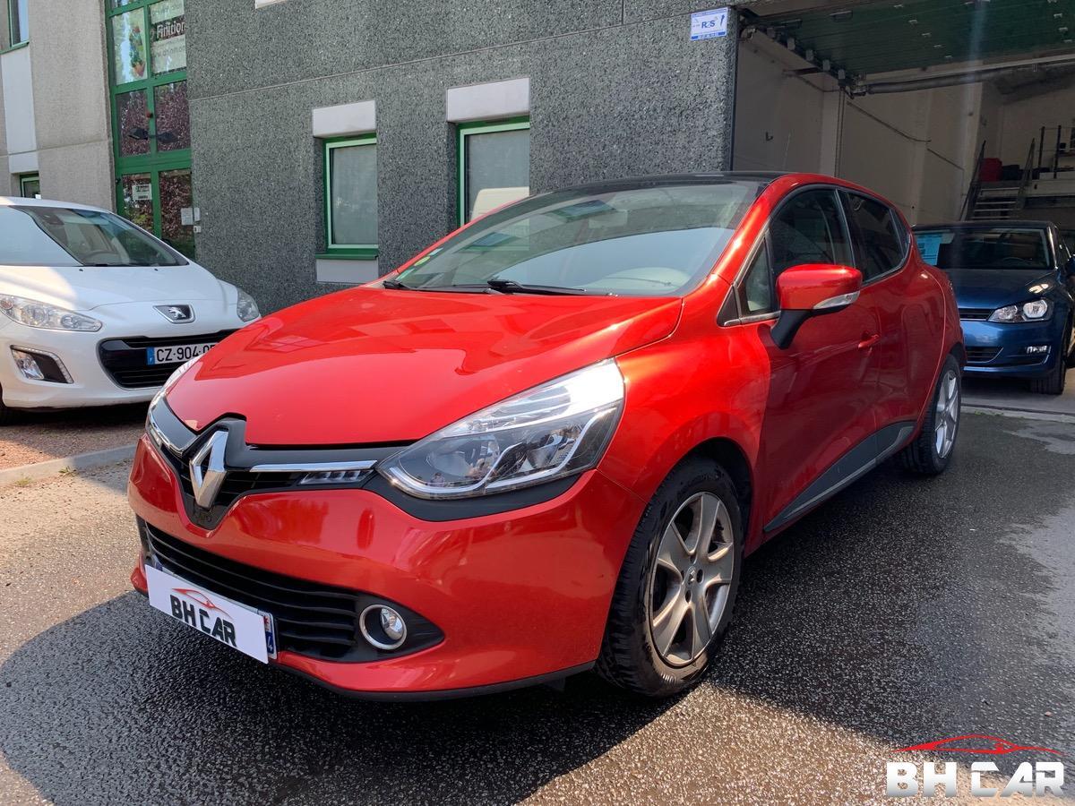 Renault CLIO IV 1.5DCI 90ch INTENSE