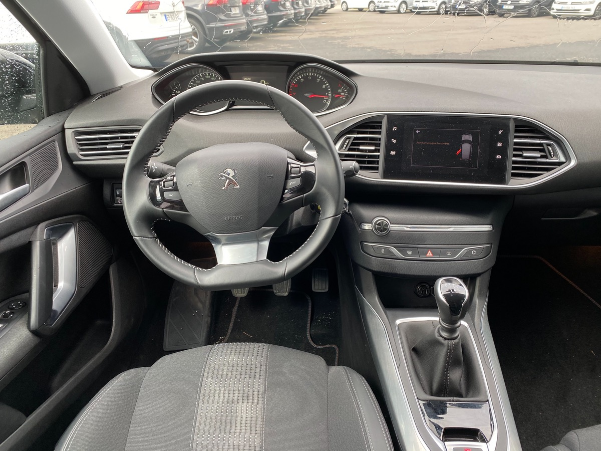 Peugeot 308 1.2 PURETECH 110CH S&S BVM6 ALLURE