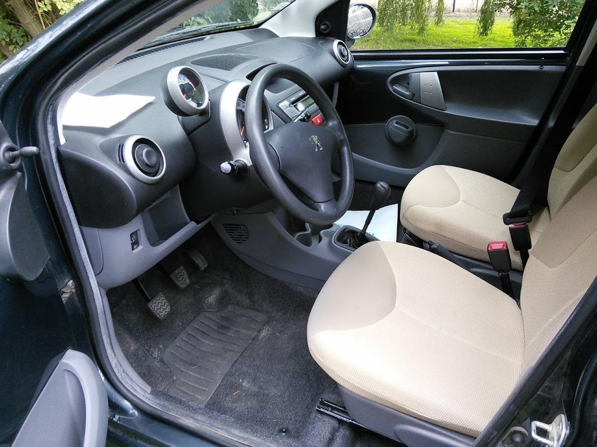 Peugeot 107 5 Portes 1.0  68CV TRENDY 73762KM