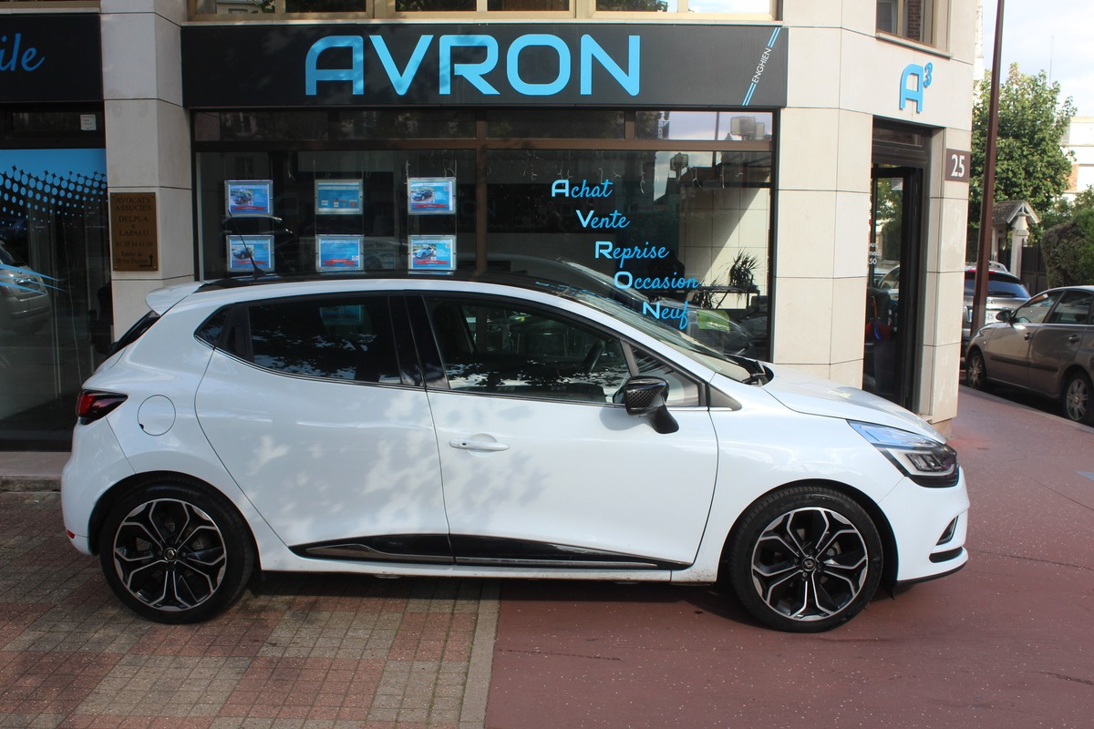 Renault Clio IV (2) 1.5 DCI 90  EDITION ONE