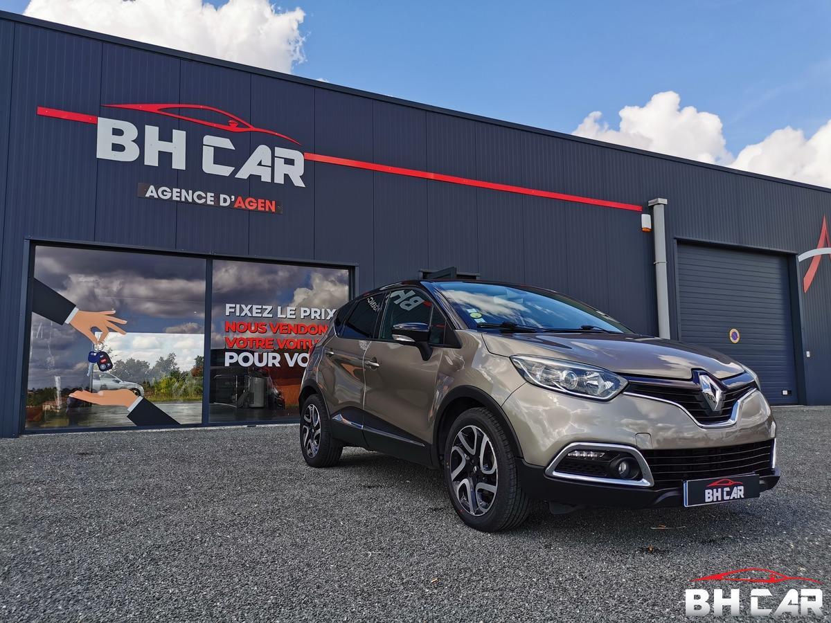 Renault Captur 1.5 90 ch DCI INTENS