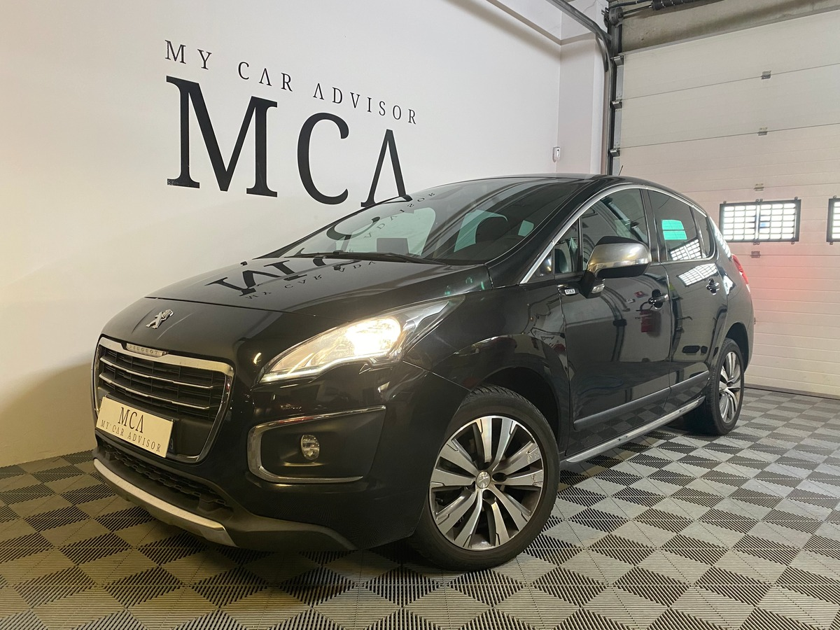 Peugeot 3008 1.6 HDi 115 ch FAP BVM6 Style