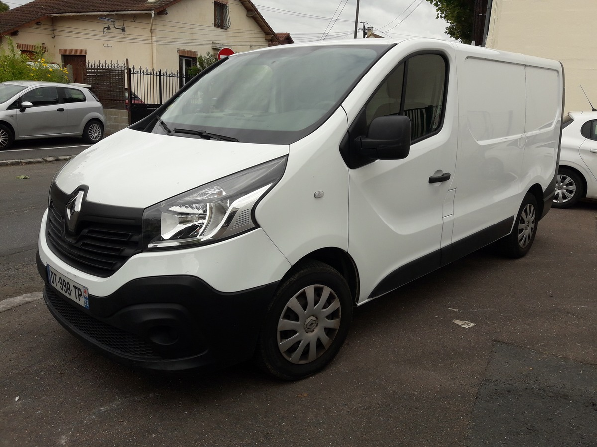 Renault Trafic L1H1 GD Cfrt 1.6DCI90 10404HT  55Km