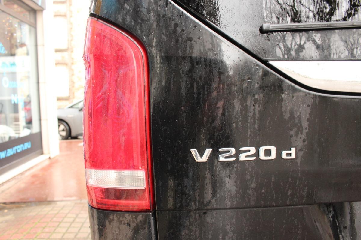 Mercedes Classe V II EXTRA-LONG 220D 163