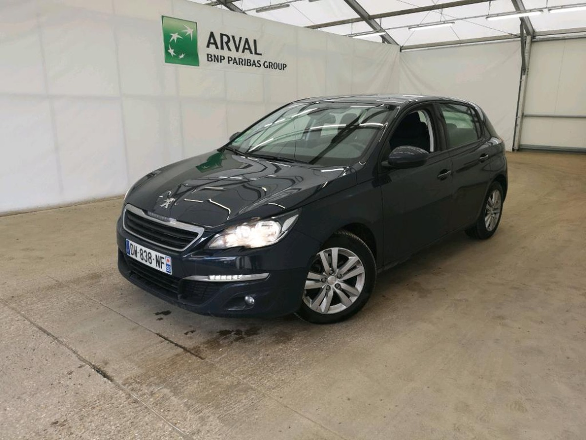 Peugeot 308 1.6 HDI 120 S&S BUSINESS PACK GPS/TEL