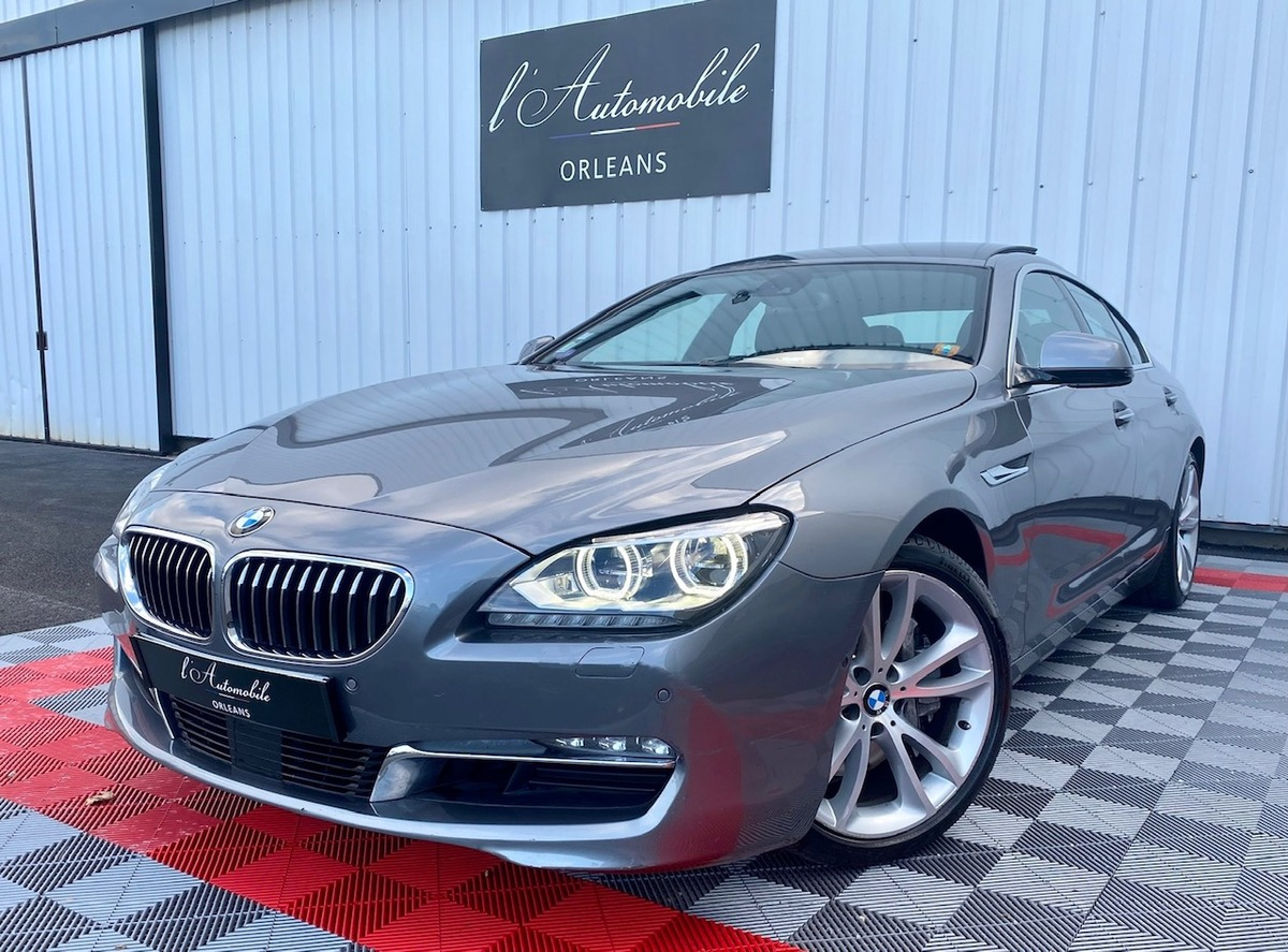 Bmw Serie 6 640i GRAN COUPE F06 320ch EXCLUSIVE