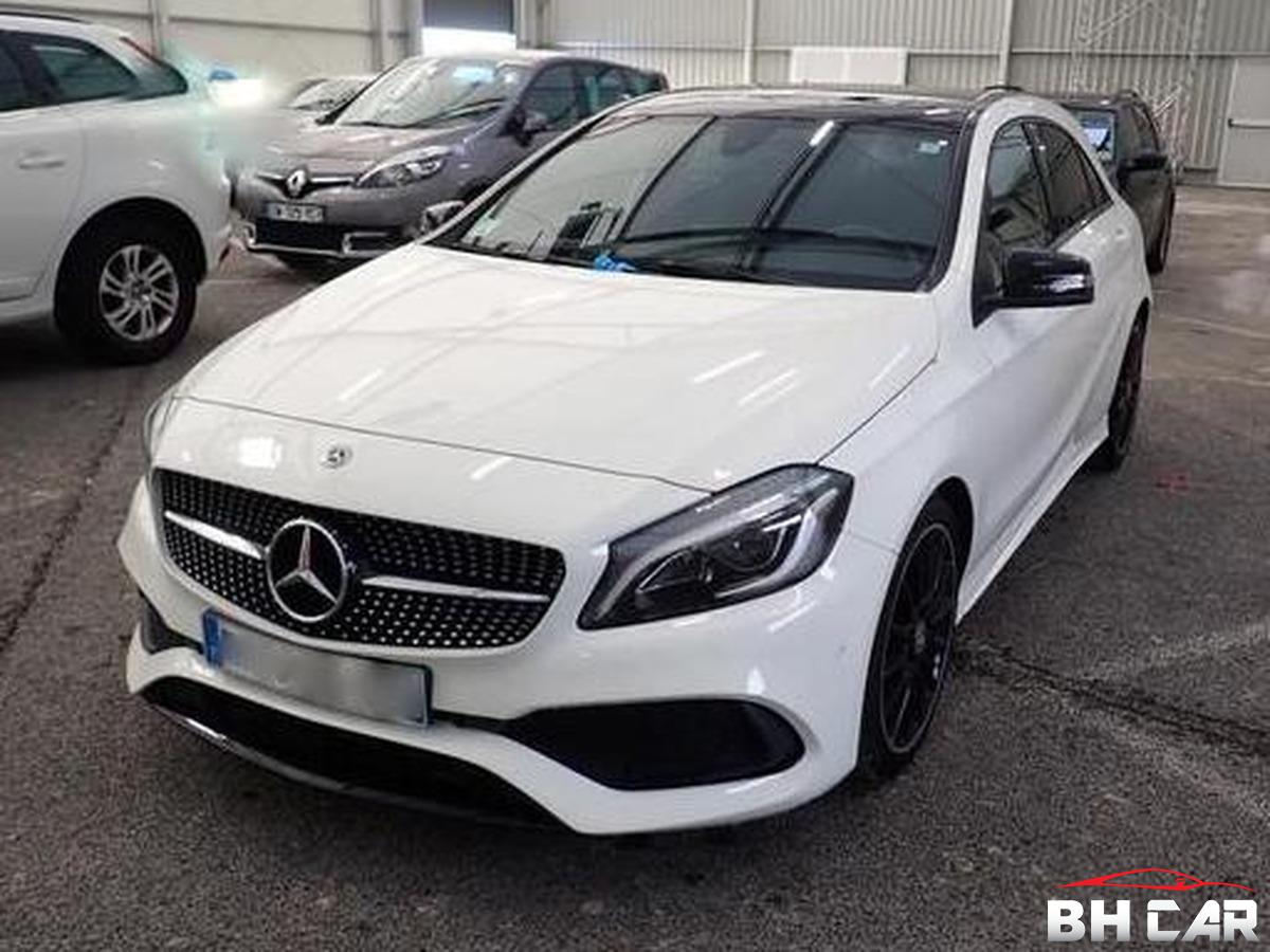Mercedes Classe A A 200 D 136 7G-DCT FASCINATION