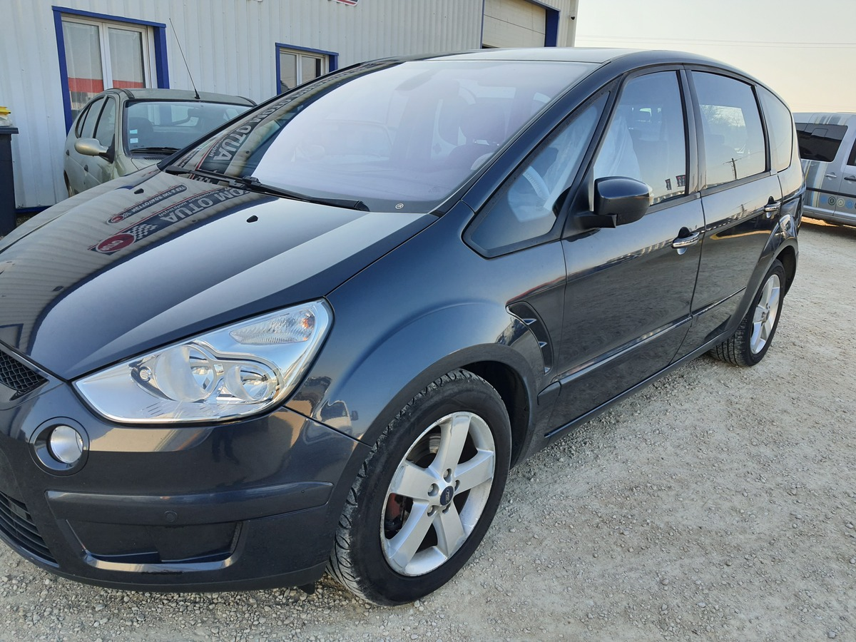 Ford S-max 2.0 tdci 140CH 7 PLACES GARANTIE 3MOIS