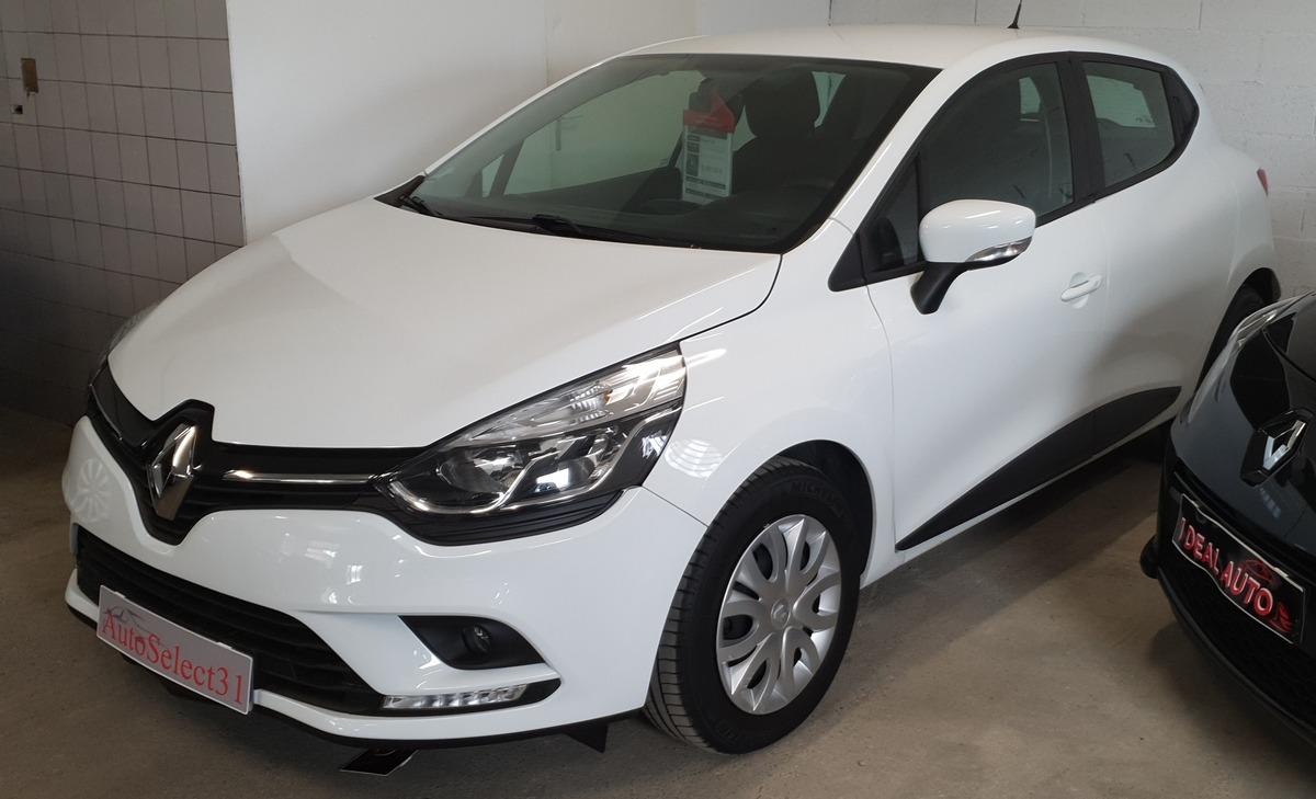 Renault CLIO IV GPS 90 7490 TTC 100449Km 09/17