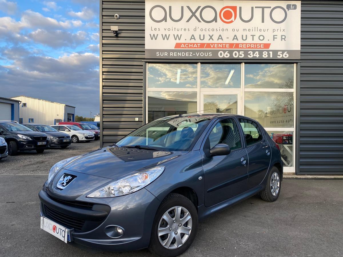 Peugeot 206+ ACTIVE 23000 KMS