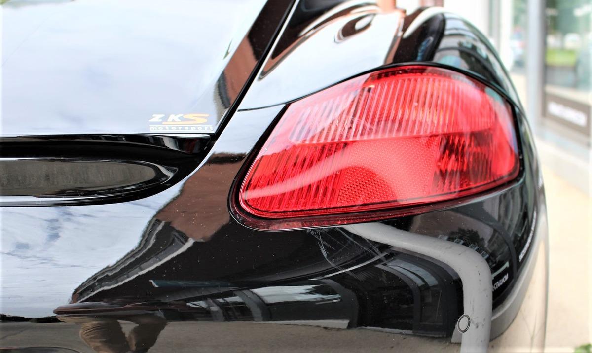 Porsche Cayman 987 S 3.4 DESIGN EDITION 295 cv