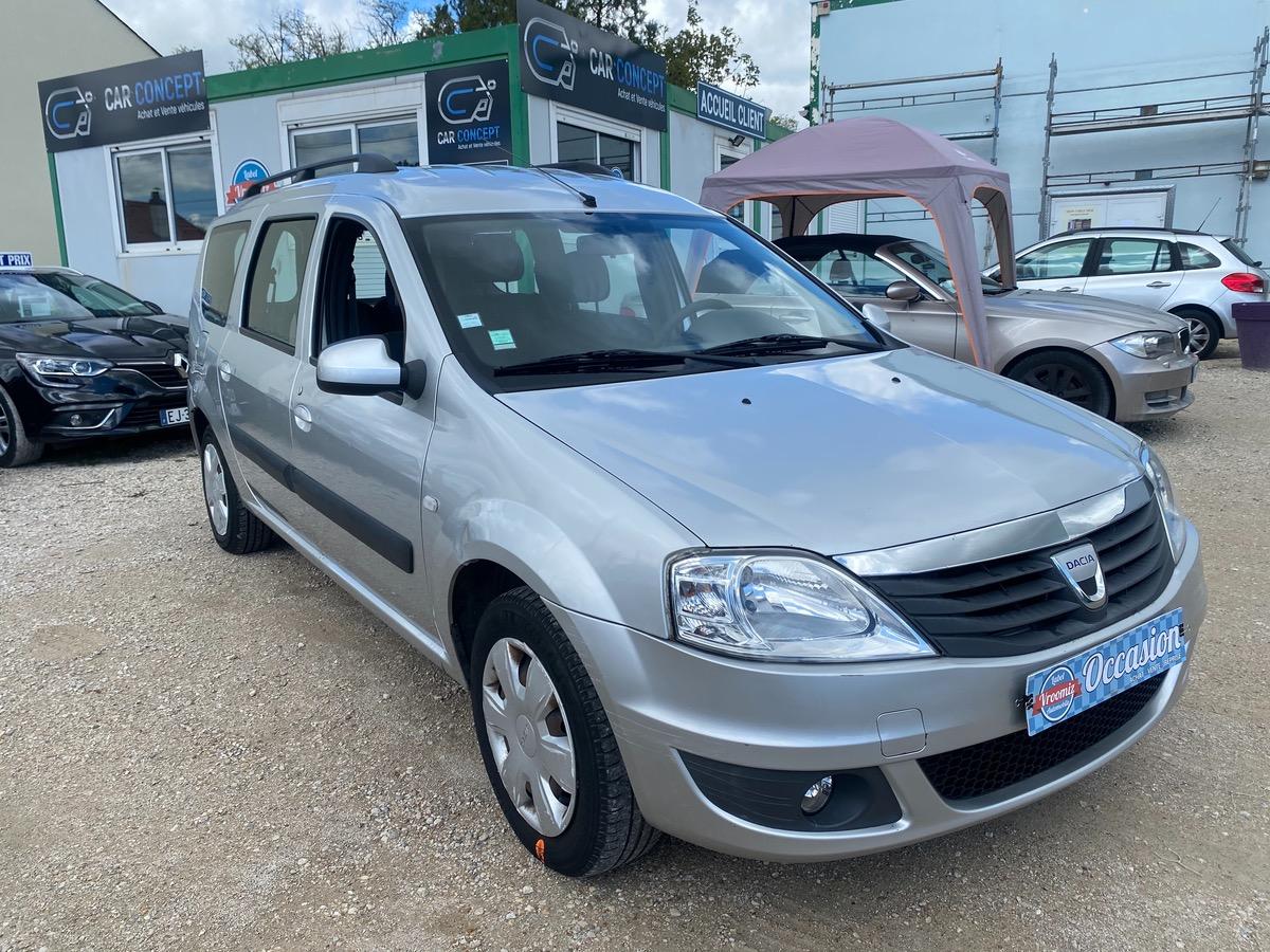 Dacia Logan mcv 5 place 1.6 bioéthanol