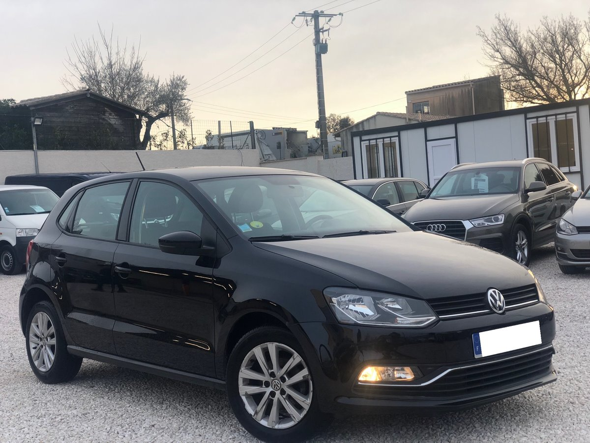 Volkswagen Polo CONFORTLINE 1.4 TDI BLUEMOTION 90