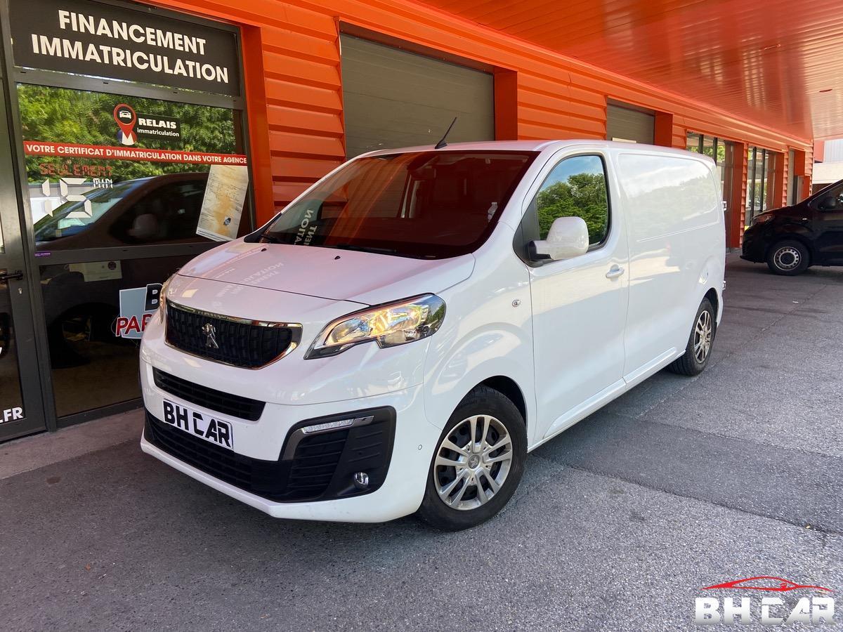 Peugeot Expert 2L BLUEHDI 150ch PREMIUM + 4 roues
